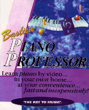 The Bastien Piano Professor is a video instruction course geared towards ...
