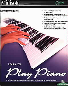 Play Piano package